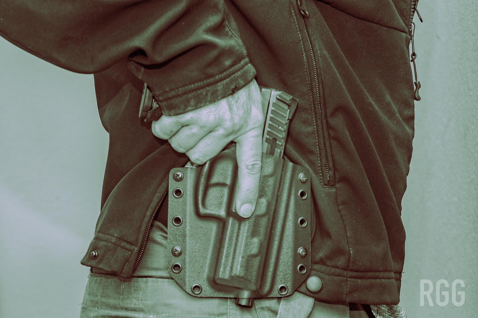 Bravo Concealment's BCA OWB Holster for the H&K VP9