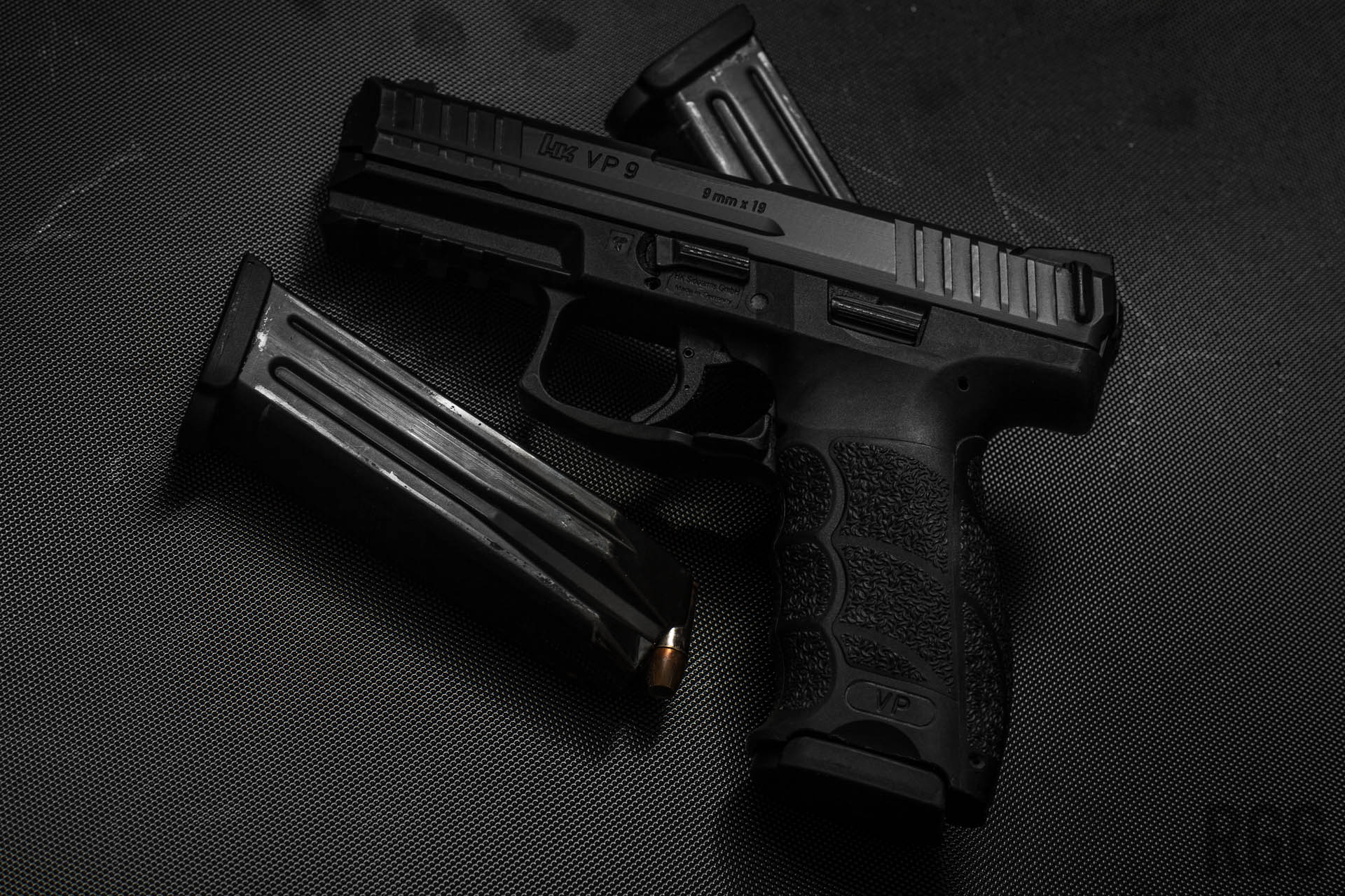 It's a little rough around the edges, but my Heckler & Koch VP9 has performed like a champ...