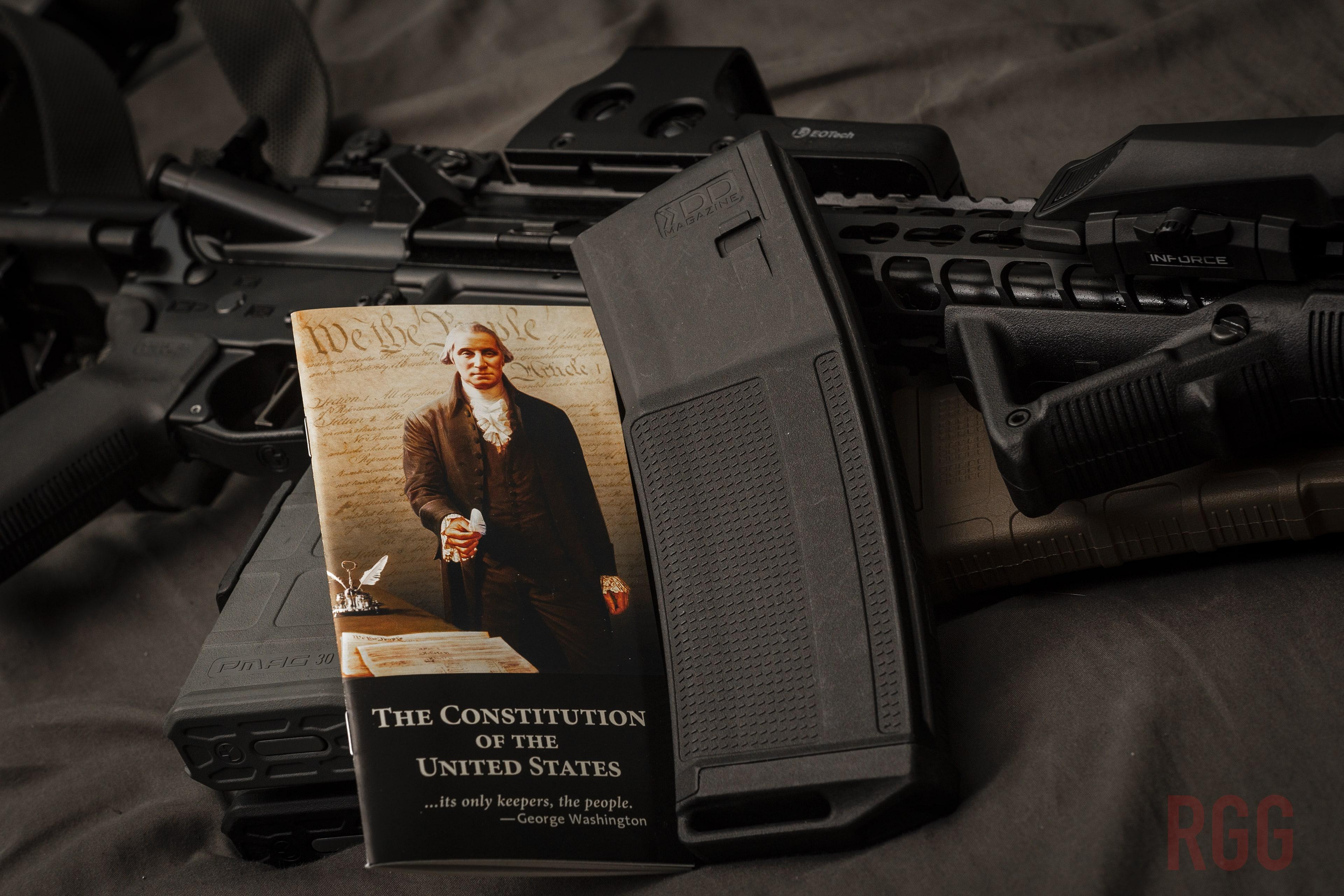 The Second Amendment guarantees all rights.