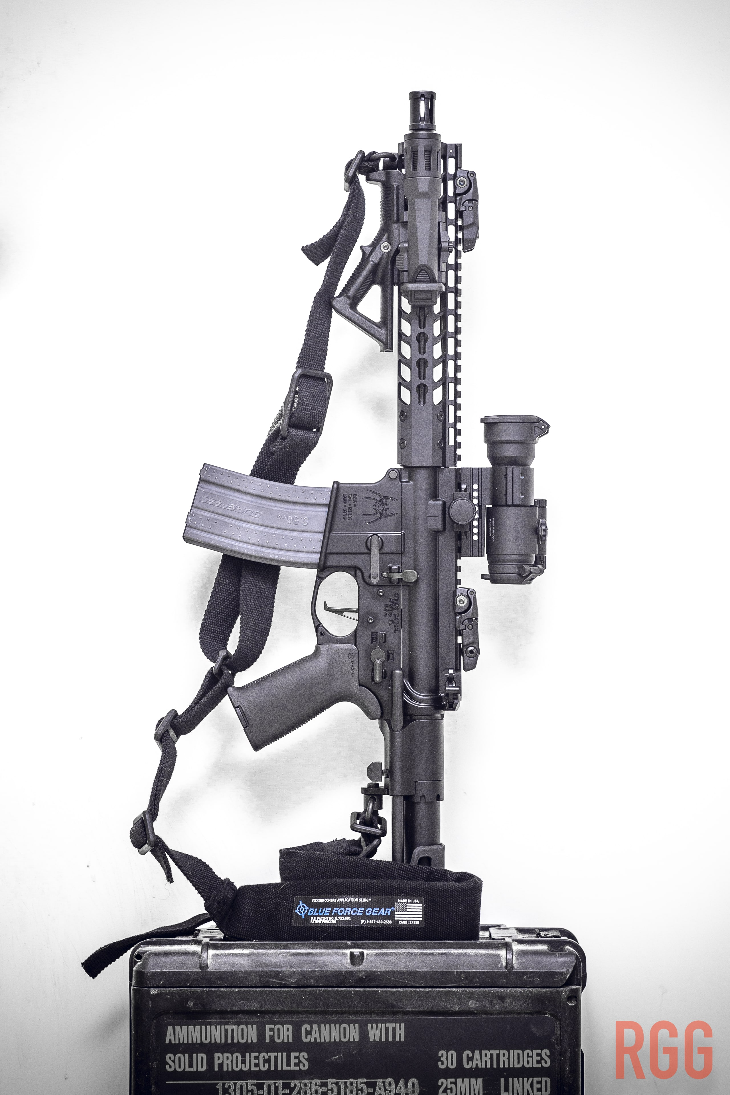 An AR-15 pistol is one of the best tools for personal defensive use.