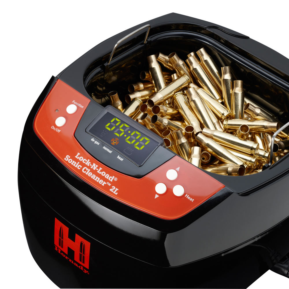 Hornady Lock-N-Load Sonic Cleaner 2L.