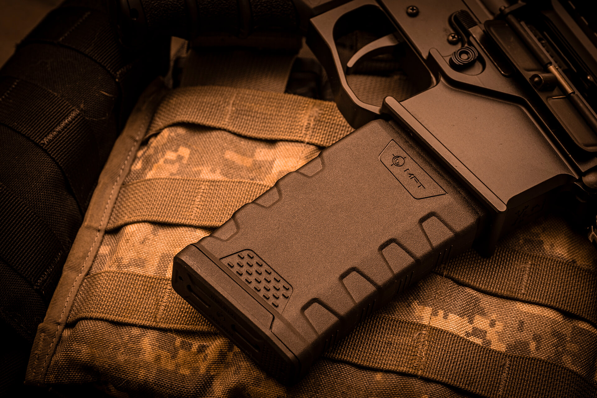 The Mission First Tactical Extreme Duty Magazine.