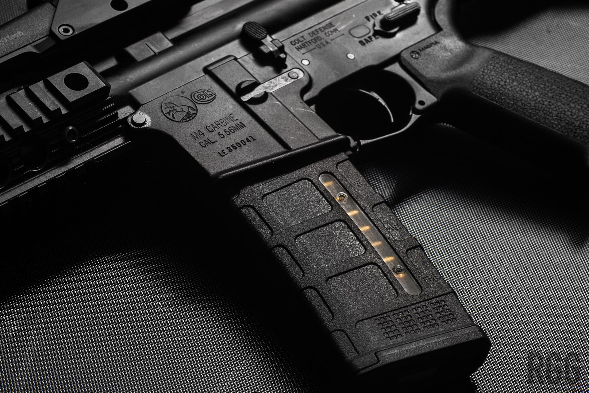 The Colt LE6920 is the benchmark for the AR platform.