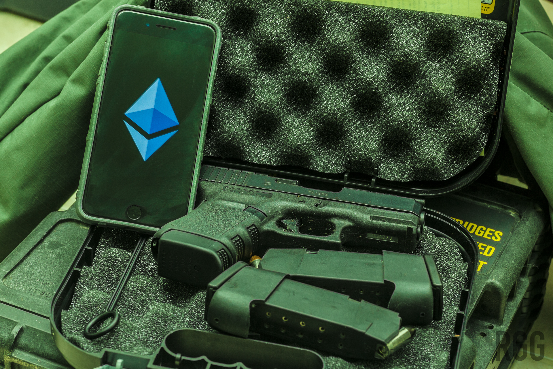 Buying or selling a firearm in a private transaction is legal nationwide, for the most part. Yes, you can even use cryptocurrency such as Etherum if you want to.