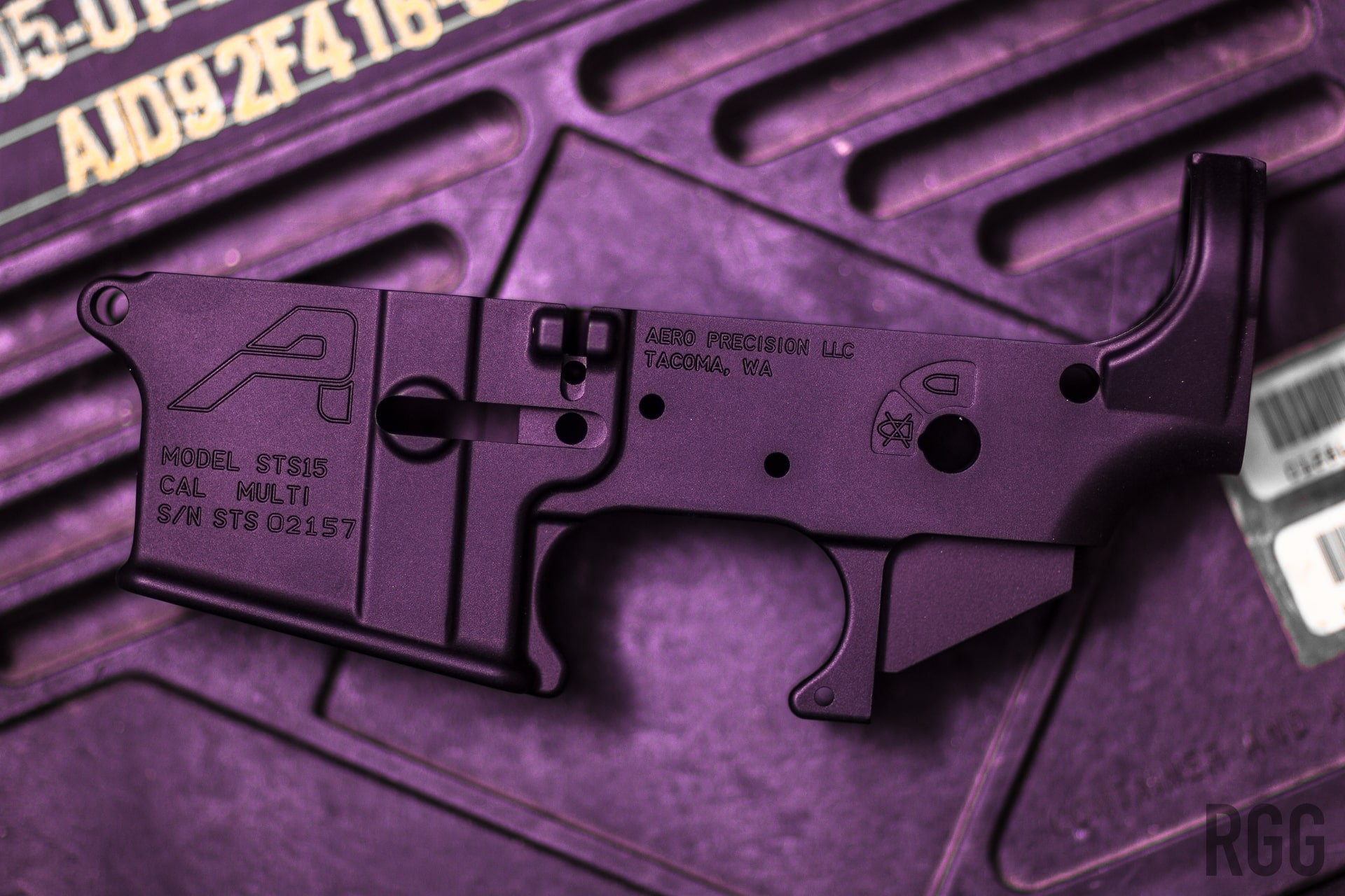 Aero Precision STS15 STS lower receiver