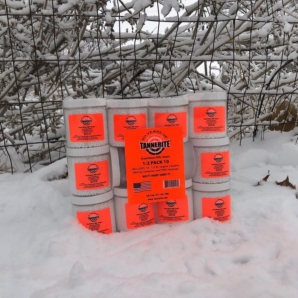Tannerite is fun for the entire family, not just Dad.