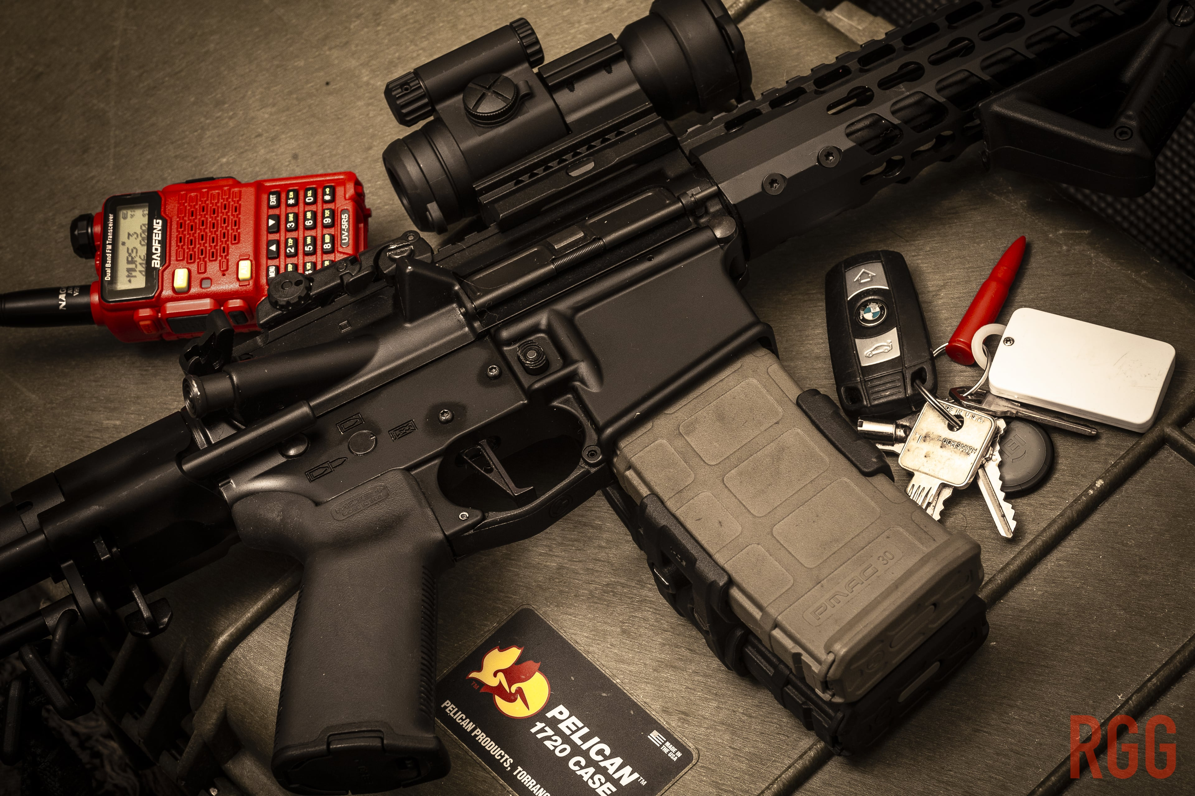 Traveling while armed includes knowing the laws and packing your firearms appropriately.