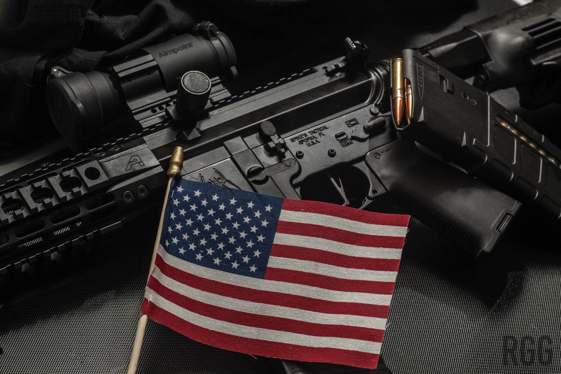 A right needs to be exercised to work. Buying or building an AR-15 guarantees that right.