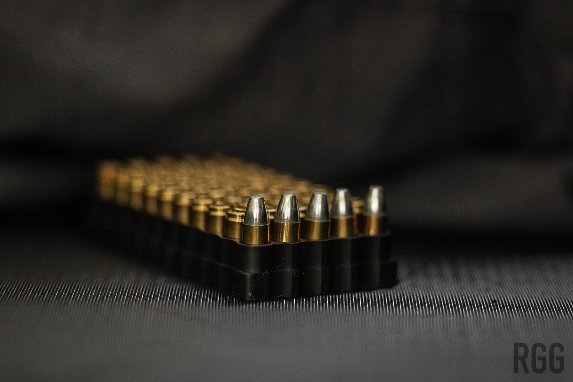 Z-Clean 9mm 100gr solid zinc projectile lead-free ammunition.